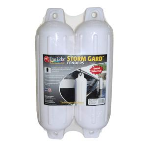 "6 1/2"" X 22"" Storm Gard™ Fender 2-Pack, White"