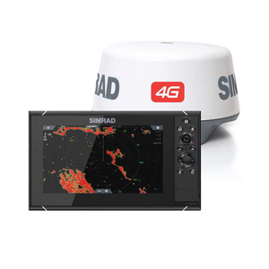 NSS9 evo3 Multi-function Display with Insight Charts and 4G Radar Package