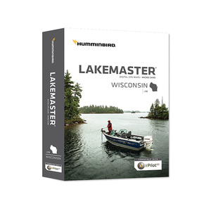 HCWI7 Lakemaster Wisconsin Chart MicroSD Card, Version 7