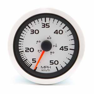 Argent Pro Series Speedometer Kit, 50 mph