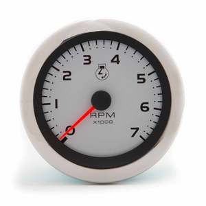 Argent Pro Series Tachometer, 7000 rpm, O/B & 4-Stroke Gas Engines