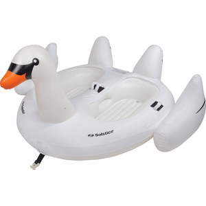 Giant Swan 2-Person Towable Tube