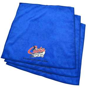 Microfiber Cleaning Towels, 3-Pack