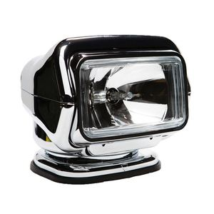 Stryker H.I.D. Searchlight with Hard Wired Dash Mount Remote