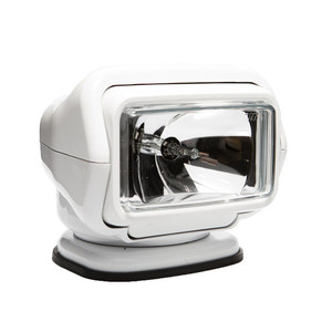Stryker Halogen Searchlight with Wireless Handheld and Wireless Dash Mount Remotes