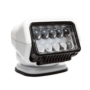 RadioRay® LED Searchlight with Wireless Handheld and Wireless Dash Mount Remote