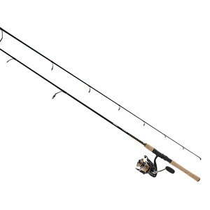 7' Black Gold Spinning Combo BG3000