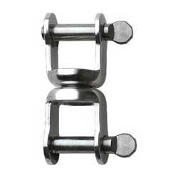 "3/16"" Swivel Double Shackle"