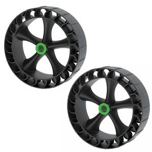 SandTrakz Kayak & Canoe Cart Wheels, 2-Pack
