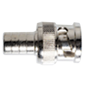Crimp On BNC Plug, Male, for RG59 Wire