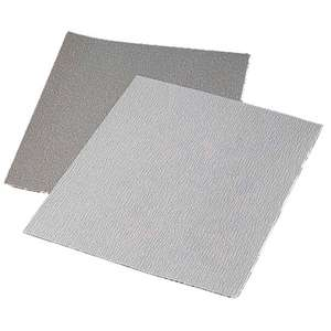 426U Coated Silicon Carbide Sanding Sheet, 180 Grit, 100-Pack