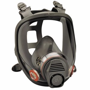 Full Facepiece Reusable Respirator, 6700 Small