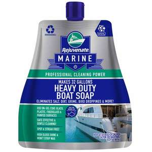 Concentrated Heavy Duty Boat Soap, 1 Quart