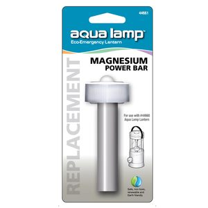 Aqua Lamp Replacement Magnesium Power Bar