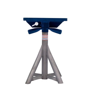 "Motorboat Stand, 18"" - 25"", Hot Dip Galvanized"