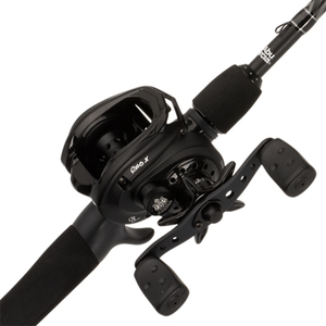 7' Revo X Low Profile Baitcasting Combo, Medium Heavy Power