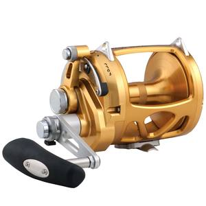 International® 50VISW 2-Speed Conventional Reel, Gold