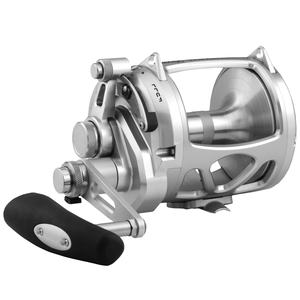 International® 50VISW 2-Speed Conventional Reel, Silver