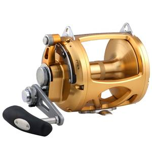 International® 80VISW 2-Speed Conventional Reel, Gold