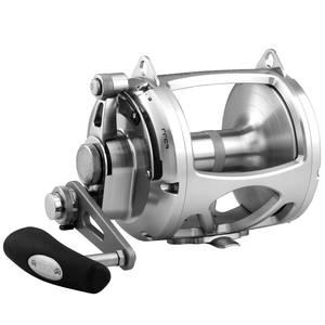 International® 80VISW 2-Speed Conventional Reel, Silver