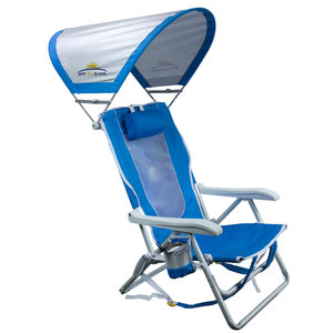 SunShade™ Backpack Beach Chair