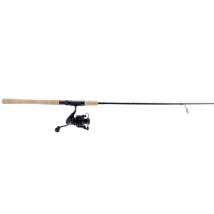 7' Custom Black Series Inshore Spinning Combo, Size 40 Reel