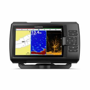 Striker Plus 7cv Fishfinder with CV20-TM Transducer