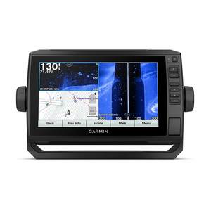 ECHOMAP™ Plus 94sv Fishfinder/Chartplotter Combo with CV51M-TM Transducer and G2 Coastal Charts