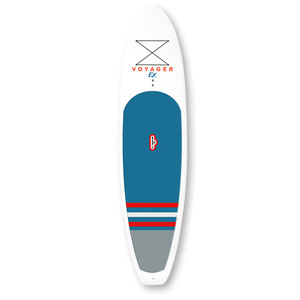"10'6"" Voyager EX Stand-Up Paddleboard Package"