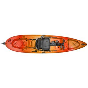 12' Malibu Pedal Drive Recreational Kayak
