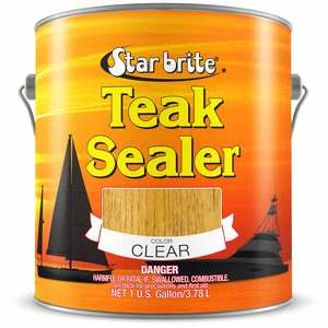 Teak Sealer, Gallon