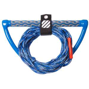 65' 3-Section Wakeboard Rope