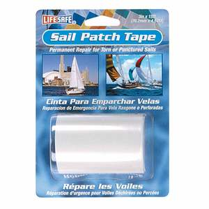 "3"" X 15' Sail Repair Tape, Clear"