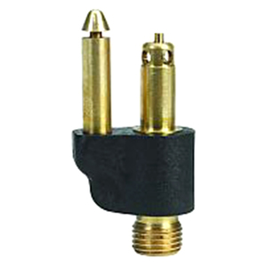 "Fuel Line Connector for Mercury Outboard Motors, 1/4"" NPT"