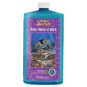 Sea Safe Wash & Wax