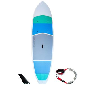 10' Skiff Tough-Tec Stand-Up Paddleboard with Leash