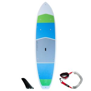 11' Skiff Tough-Tec Stand-Up Paddleboard with Leash
