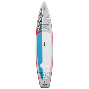 "12'6"" SHUBU Raven Inflatable Stand-Up Paddleboard"