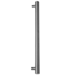 "Professional Drawer Handle Stainless Steel, 1 1/4"" Diameter"