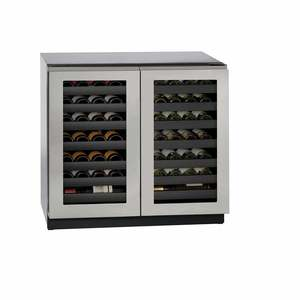 "36"" Integrated Dual Zone Wine Captain"