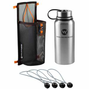 Mesh Storage Sleeve & Water Bottle Kit
