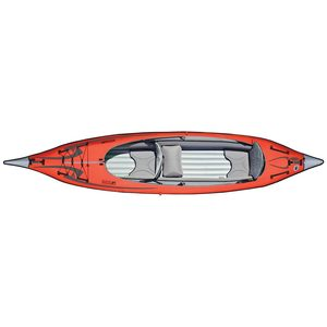 15' AdvancedFrame™ Convertible Inflatable Kayak