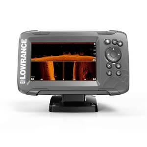 HOOK² 5 Fishfinder/Chartplotter Combo with TripleShot Transducer and US Coastal Charts