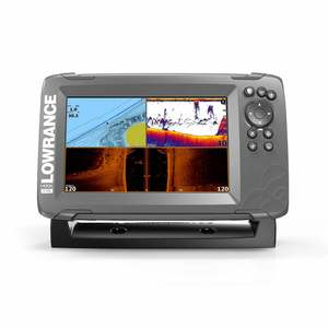 HOOK² 7 Fishfinder/Chartplotter Combo with TripleShot Transducer and US Coastal Charts