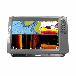 HOOK² 12 Fishfinder/Chartplotter Combo with TripleShot Transducer and US Coastal Charts