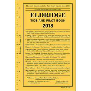 2018 Eldridge Tide and Pilot Book