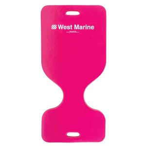 Deluxe Water Saddle Float, Hot Pink