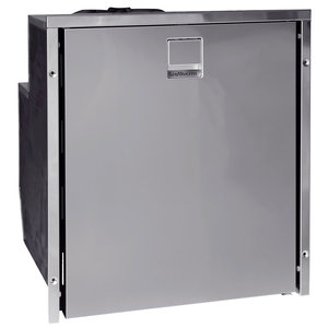 Cruise 65 Clean Touch Refrigerator, Stainless Steel
