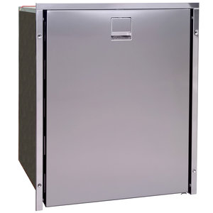 Cruise 85 Clean Touch Refrigerator, Stainless Steel