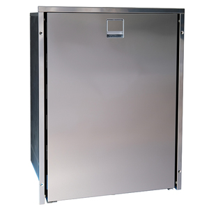 Cruise 130 Clean Touch Stainless Steel Refrigerator